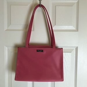 Kate Spade Sam Shopper bag. Nylon Pink.